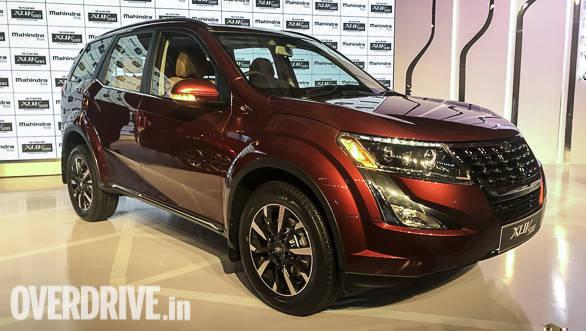 2018 Mahindra XUV500 facelift launched at Rs 12.32 lakh ...