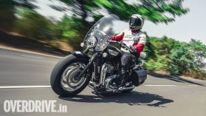 2018 Triumph Bonneville Speedmaster road test review