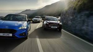 Fourth generation Ford Focus revealed globally