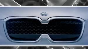 BMW iX3 concept teased before Beijing auto show reveal