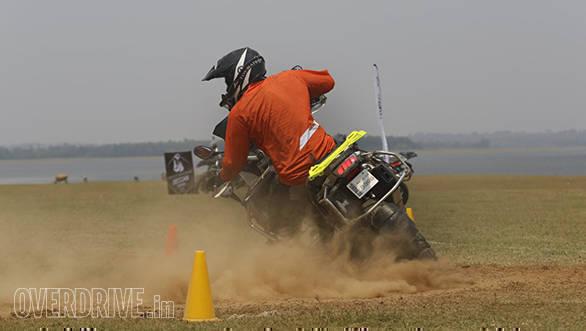 BMW Motorrad Deccan Safari | Tusker BMW Motorrad | BMW R 1200 GS action