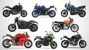 13 motorcycles for riders restarting riding