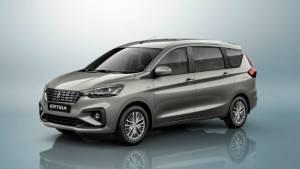2018 Maruti Suzuki Ertiga unveiled in Indonesia, India launch soon