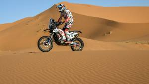 India Baja 2018: CS Santosh to lead charge for Hero Motosport Team Rally