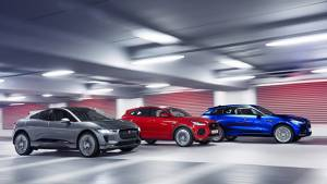 Jaguar J-Pace SUV to take on the likes of the Porsche Cayenne