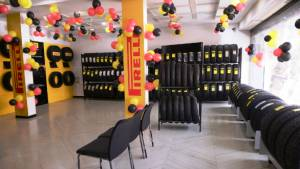 Pirelli inaugurates its first tyre centre in Vadodara