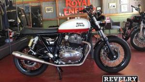Royal Enfield Interceptor 650 and Continental GT 650 spied in new two-tone paint options