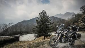 Zero Motorcycles launches DSR Black Forest electric adventure tourer