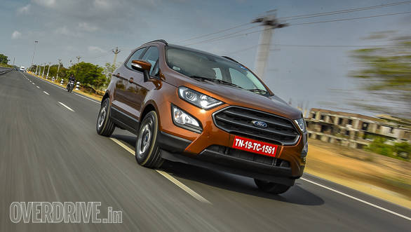 2018 Ford EcoSport S first drive review