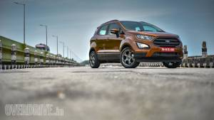 2018 Ford EcoSport S Ecoboost and EcoSport Signature Edition image gallery
