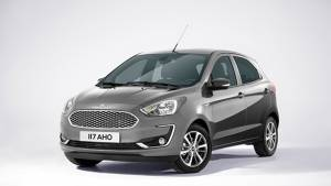 2018 Ford Figo facelift to launch in India around October