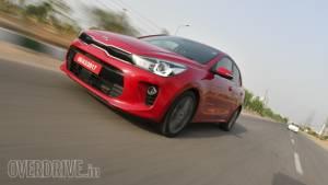 Kia Rio first drive review