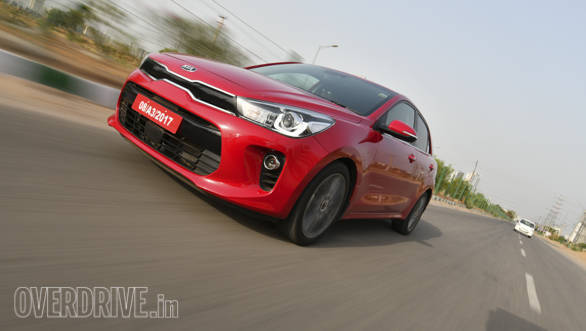 Kia Rio first drive review