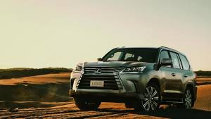 2018 Lexus LX 570 flagship SUV launched in India at Rs 2.32 crore