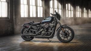 Image gallery: 2018 Harley-Davidson Iron 1200