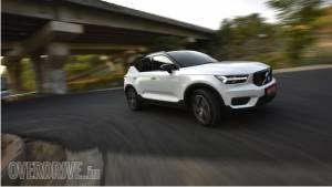 Live updates: 2018 Volvo XC40 SUV launches in India today