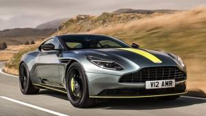 639PS Aston Martin DB11 AMR is the new V12 flagship