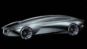 Rolls Royce Cullinan rivalling Lagonda SUV teased