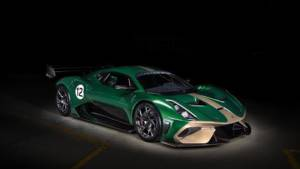 710PS Brabham BT62 hypercar marks the return of legendary racing brand