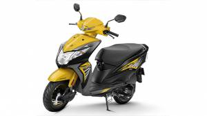 2018 Honda Dio Deluxe launched in India at Rs 53,292