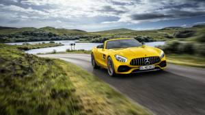 Image Gallery: 2018 Mercedes-AMG GT S roadster