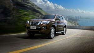 Nissan Terra 7-seater SUV unveiled in the Phillipines