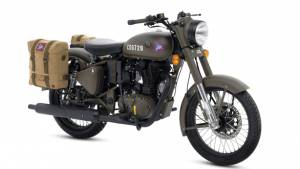 Royal Enfield Classic 500 Pegasus launched in India at Rs 2.49 lakh, on-road Mumbai
