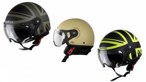 Steelbird Bunker Rack helmets for Royal Enfield riders launched in India at Rs 1,799