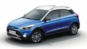 Image Gallery: 2018 Hyundai i20 Active facelift