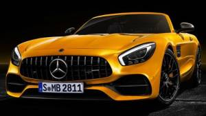 Mercedes-AMG GT S Roadster added to the drop-top range