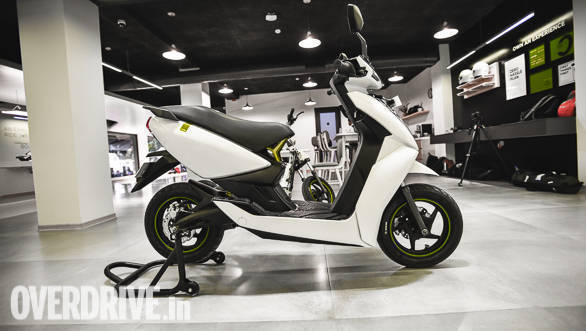Ather energy could start accepting bookings in Chennai from last week of July