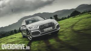Audi Q5 45 TFSI road test review