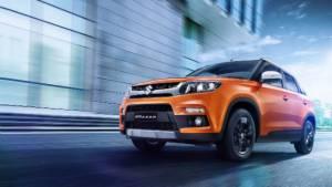 Maruti Suzuki Vitara Brezza facelift could get side airbags and sunroof