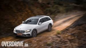 Mercedes-Benz E-Class All-Terrain launched in India at Rs 75 lakh