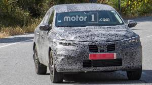 All-new Renault Crossover coupe spotted testing