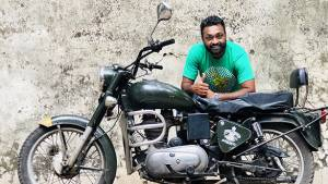 Happy Father's Day: My royal Enfield Bullet 350 is the essence of everything I remember my Dad for