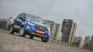 India-made Ford EcoSport SUV recalled in Europe because of faulty welds
