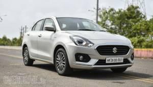 Maruti Suzuki to recall 1,279 units of new Swift and Dzire in India