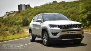 At Rs 18.9 lakh, Jeep Compass gets a petrol Longitude (O) AT variant