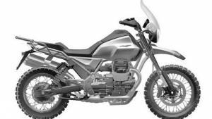 Moto Guzzi V85 production-spec ADV motorcycle details revealed