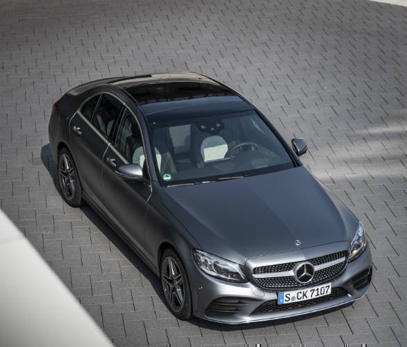 All You Need To Know New Mercedes Benz C Class Overdrive