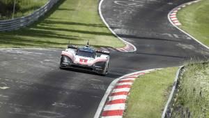 Timo Bernhard breaks Nurburgring lap record in Porsche 919 Evo!