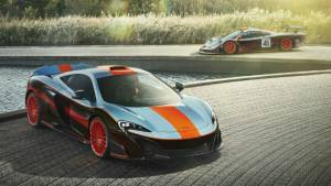 New one-off McLaren 676LT by MSO pays homage to the McLaren F1 GTR 'Longtail'
