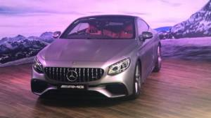 Image gallery: 2018 Mercedes-AMG S63 Coupe launched in India
