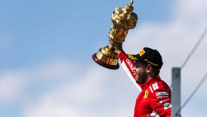 F1 2018: Vettel victorious at Silverstone