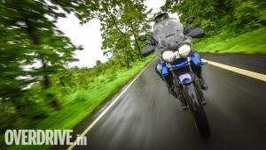 Better riding: De-sensitisation!
