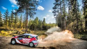 Team MRF Tyres to compete in 2020 European Rally Championship