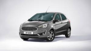 India-bound facelifted Ford Figo launched in Brazil