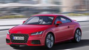Audi TT to be replaced with an Electric Vehicle