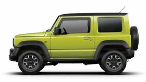New-gen Suzuki Jimny comes with 1.5L petrol engine and an updated 4WD drivetrain